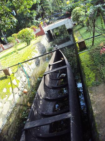 Coconut Creek Farm and Homestay Kumarakom: Homestay