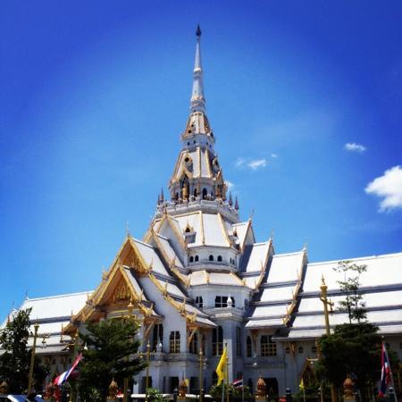 Wat Sothon Wararam Worawihan: วัดโสธรวรารามวรวิหาร