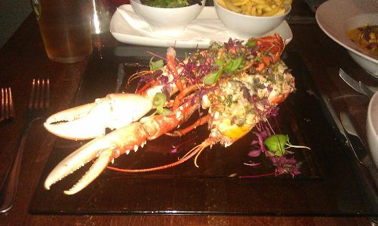 The Bistro: Lobster heaven