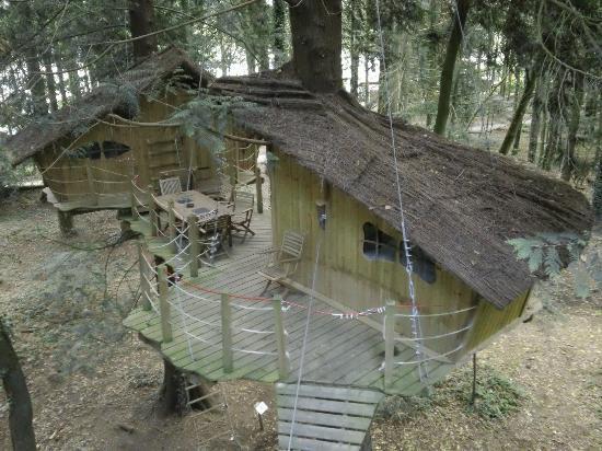 Dol-de-Bretagne, Francia: La cabane familiale