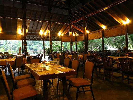 Borneo Highlands Resort: annah rais restaurant