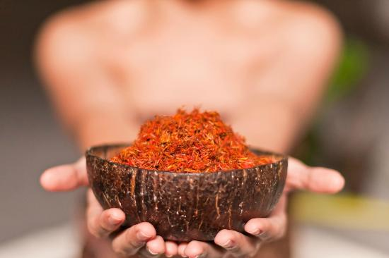 LUXSA Spa: Spices and Aroma