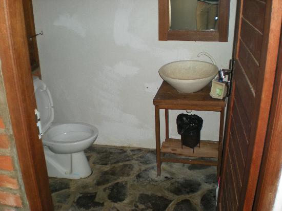Villa Surya Abadi: salle de bain