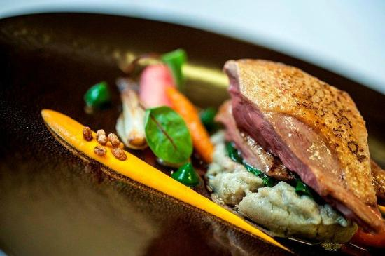 The Royal Crescent Hotel & Spa: Fine dining