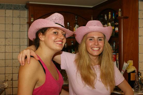 Hotel Letizia: Ricevimento e bar
