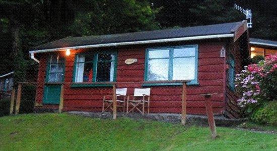 Grattons Cedar Lodges: Grattons Shack