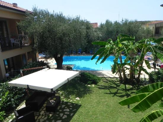 Residence Villa Andrea: giardino sempre ben curato