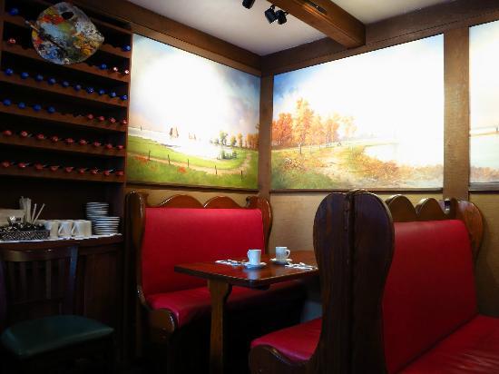 Little Swiss Cafe Boothurals