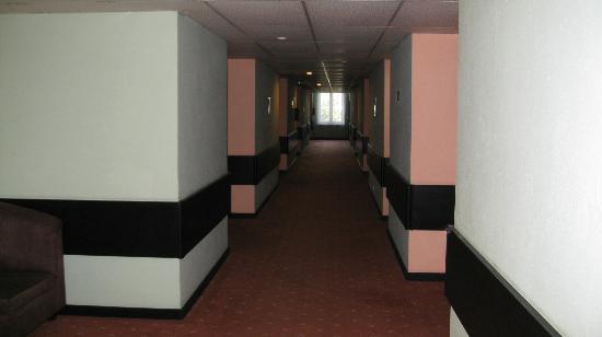 Pila, โปแลนด์: в отеле, второй этаж
