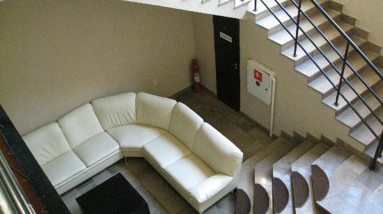 Holubowski: Холл в отеле