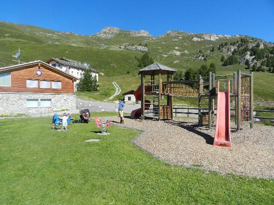 Hotel Salastrains: Playground