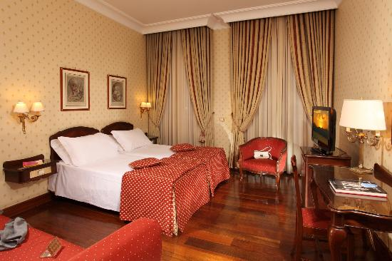 Hotel Imperiale: DOUBLE STANDARD ROOM