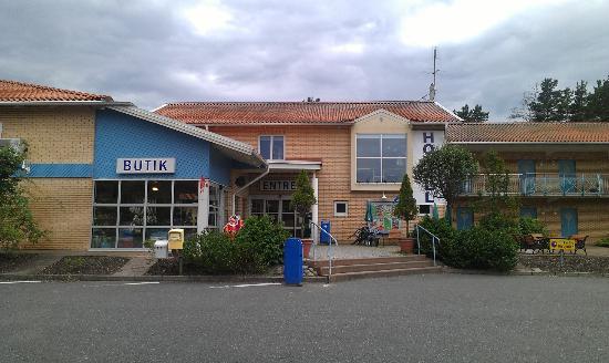 Gotastroms Vardshus: Front of hotel