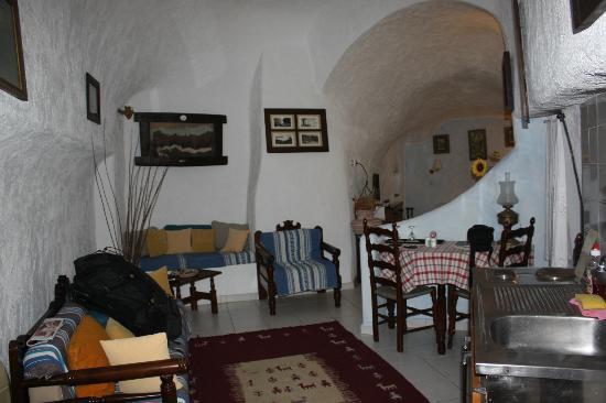 Hotel Kavalari: Salón