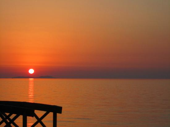 Acharavi Beach Hotel: romantisch