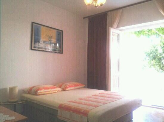 Villa Jozephina: Apartment A1 - room