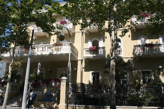 Hotel Novecento : L'albergo