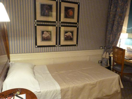 Hotel Stendhal: Single room 406