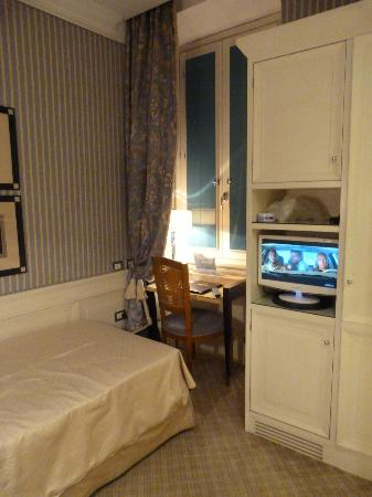 Hotel Stendhal: single room
