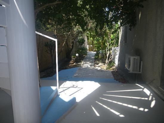 Hotel Chronis: accesos