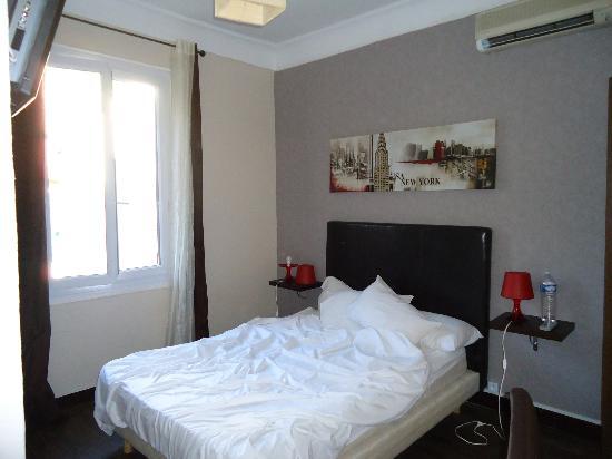 La Casa Mia: letto