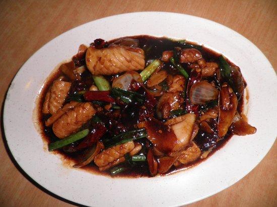 Tek Sen Restaurant : Suid