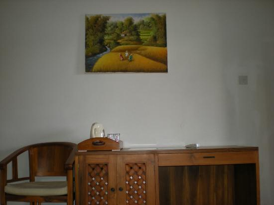 Rama Shinta Hotel: bureau
