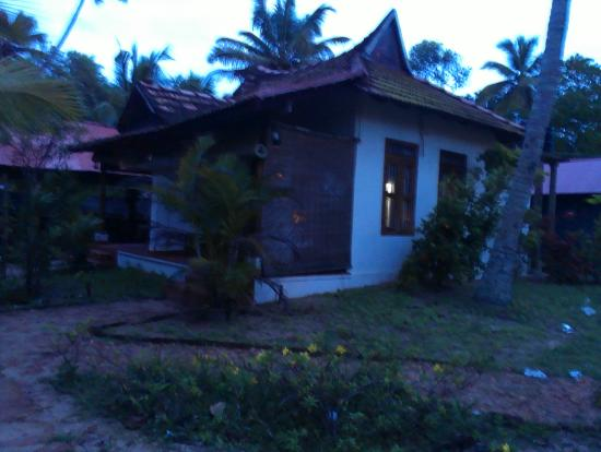 Ananda Beach Home: The cottage we stayed in
