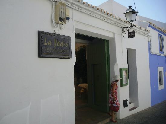 La Yedra restaurant, Carmona