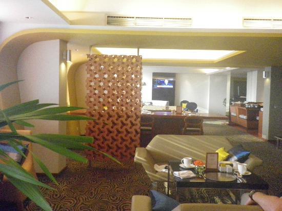 Alila Jakarta: Executive Lounge