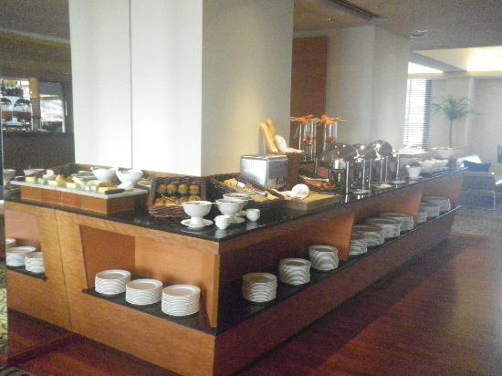 Alila Jakarta: Breakfast Buffet