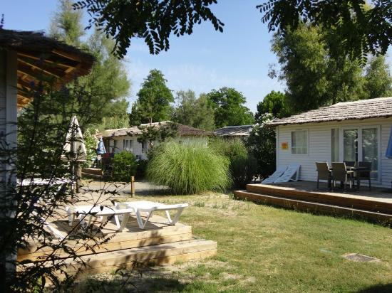 Yelloh ! Village Secrets de Camargue: bungalows