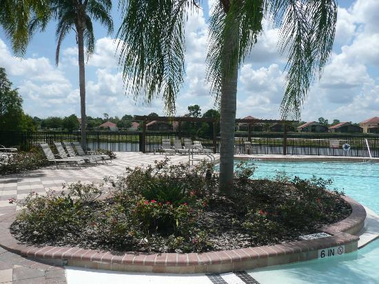Aviana Resort Orlando: Poolarea