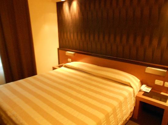 HC3 Hotel: Il letto
