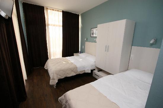 Motel Le Pont: hotel rooms
