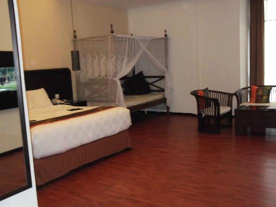 BEST WESTERN Resort Kuta : chambre