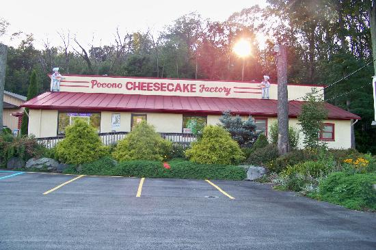 ‪Pocono Cheesecake Factory‬