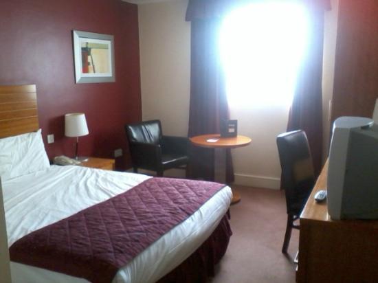 Ardmore Hotel: Hotel Room