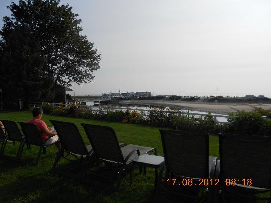 Terrace by the Sea: Vue de la terrasse