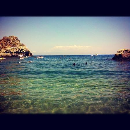Lido Mazzaro: Spiaggia Mazzarò