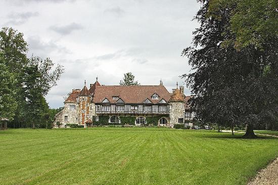 Manoir de Beaumarchais: Hotel