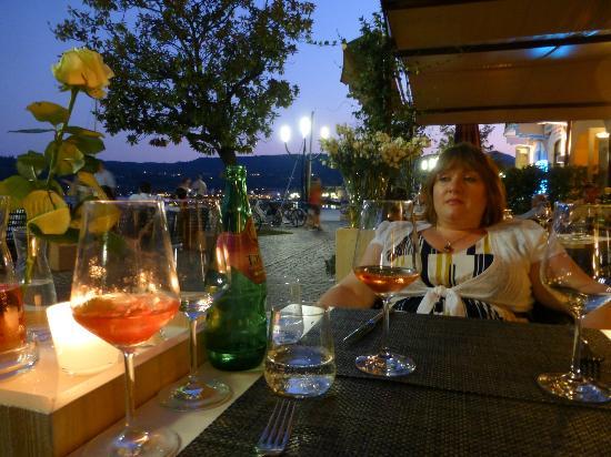 Ristorante Hotel Benaco: Beautiful
