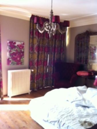 Augusta Hotel: room