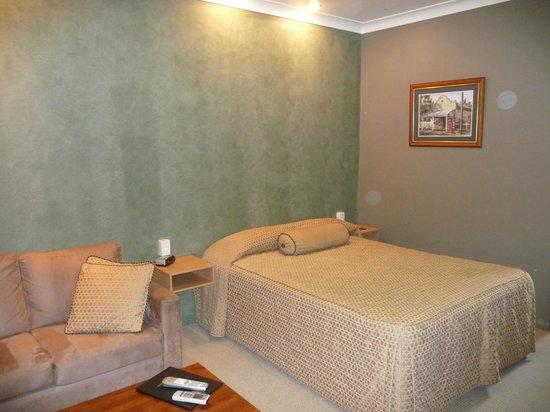 Best Western Ascot Lodge Motor Inn: BW room