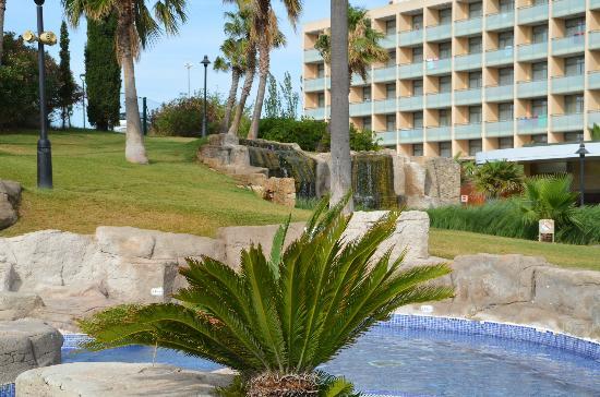 RV Hotel Ametlla Mar : piscine