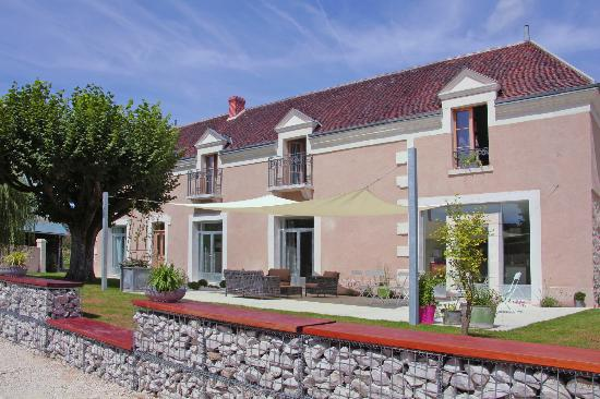 Le Hameau des Vignes : Espace jardin