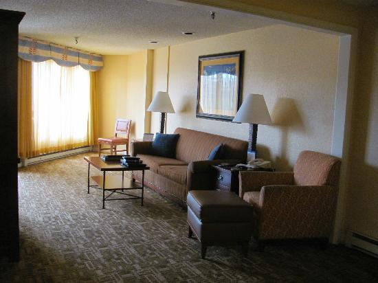 Marriott's Mountain Valley Lodge at Breckenridge: Living Room