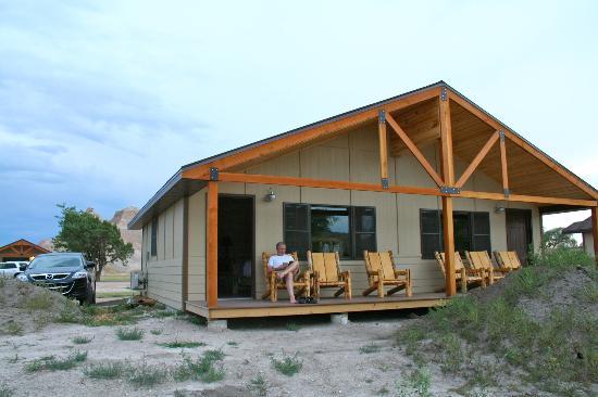 Cedar Pass Lodge: cabin 107