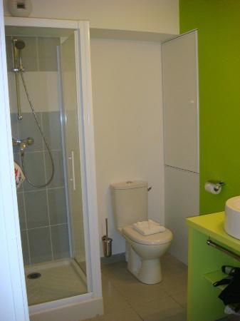 Appart'City Confort Tours : salle de bains