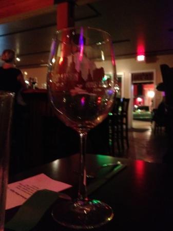 Station 66 Italian Bistro: Wine Inside